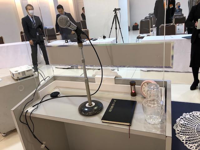 株式会社アイドウ プラスチック加工 アクリルケース 倫理法人会 札幌