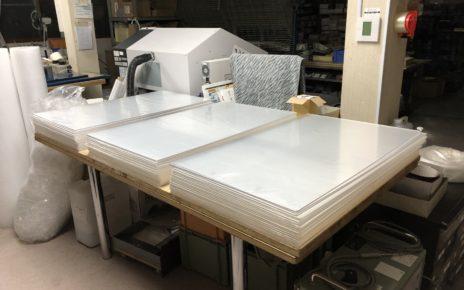 株式会社アイドウ プラスチック加工 飛沫防止パーテーション コロナ 札幌