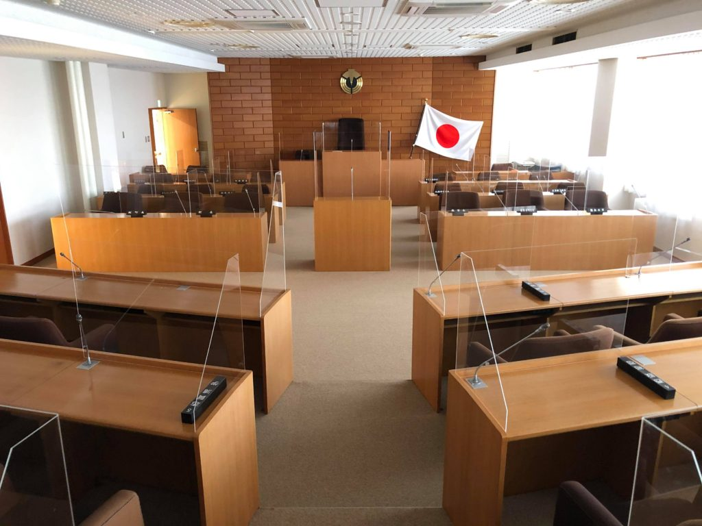 株式会社アイドウ 札幌 プラスチック 飛沫感染防止 パネル パーテンション 自治体 窓口