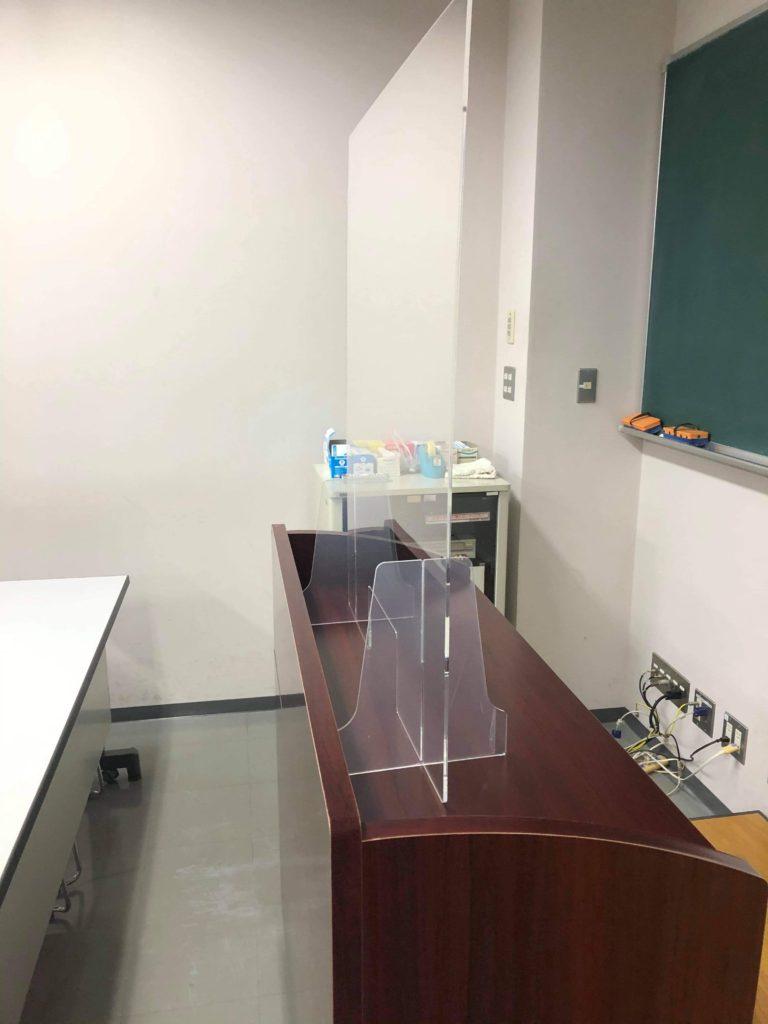 プラスチック加工 アイドウ 札幌 飛沫防止パネル 新型コロナウイルス オーダーメイド 手作り 自作