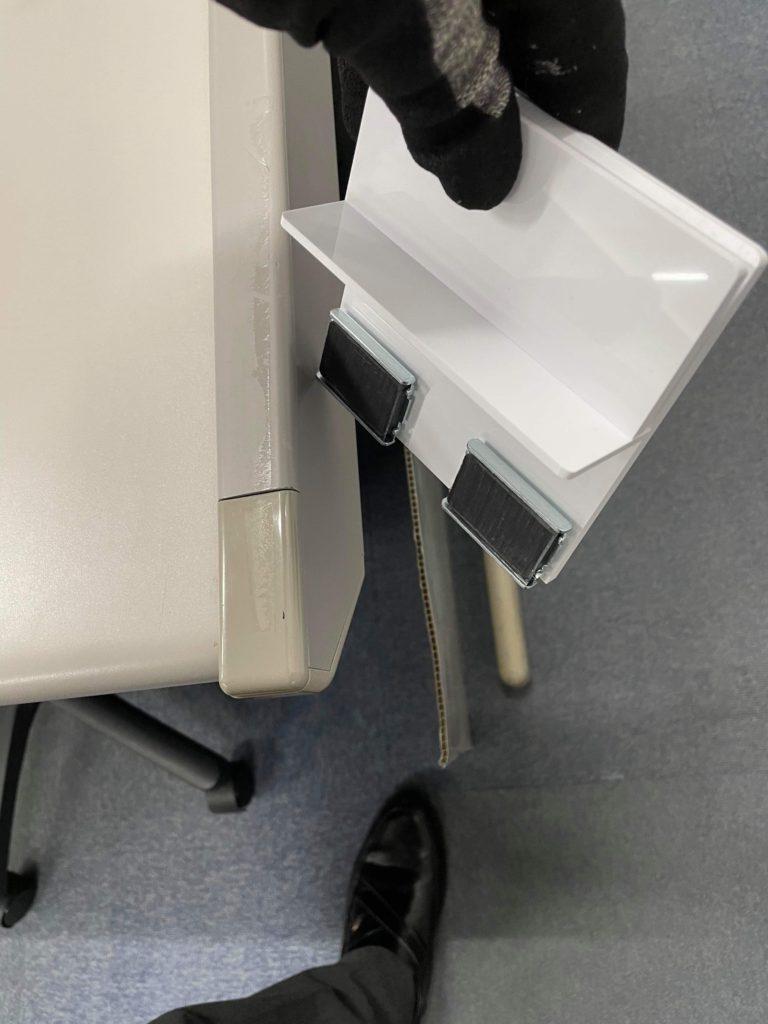 株式会社アイドウ 札幌 プラスチック加工 飛沫防止パネル